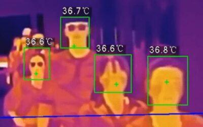 Sistemas de detección de la temperatura corporal en Barcelona
