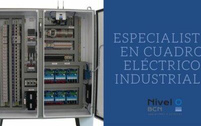 Los mejores especialistas en cuadros eléctricos industriales Barcelona