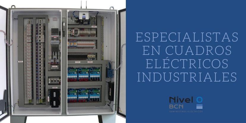 Especialistas en cuadros eléctricos industriales