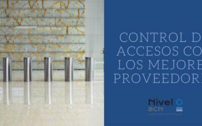 Control de accesos con los mejores proveedores